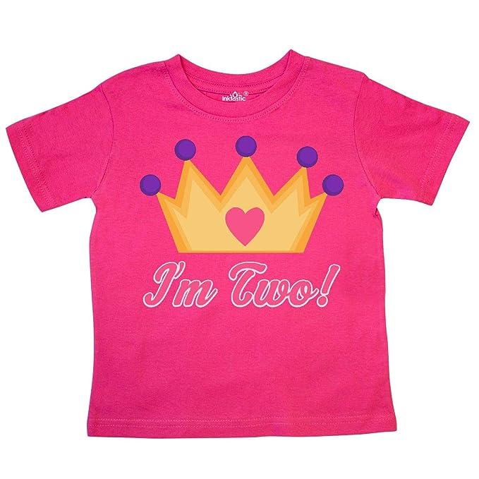 Amazon.com: inktastic Little Boys Princesa Corona 2 nd ...
