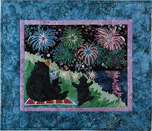 12 Months of Happy~Li'l Sparklers Blk 7-JUL,- Pre Cut Laser Kit by McKenna Ryan by McKenna Ryan