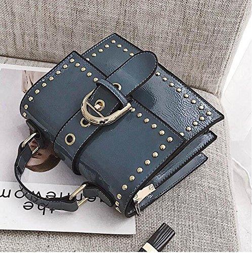 match All Rivet Fashion Mmawh Bright match New Small All Bag Shoulder vwqcP6qR