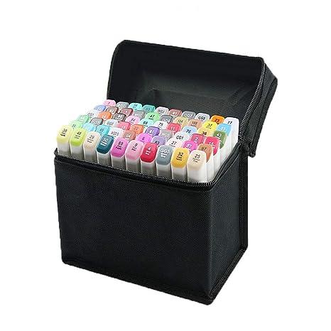 Hbwz Doble rotulador 30 Colores Animación artística de ...