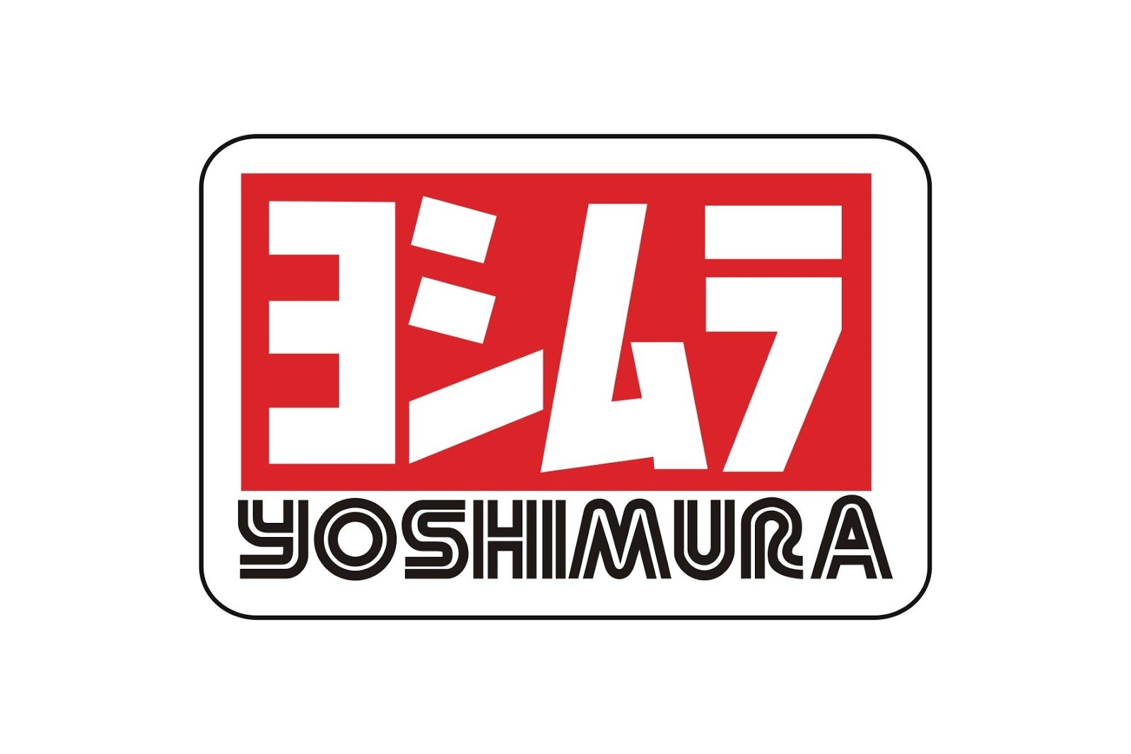 08-12 KAWASAKI EX250: Yoshimura Rearset Offset Brackets (BLACK)