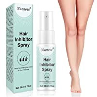 Hair Inhibitor, Hair Removal Spray, Hair Growth Stop Spray, Painless Hair Stop Growth Spray, for Face, Arm,Armpit, Chest, Back and Legs for Men and women(20ml)