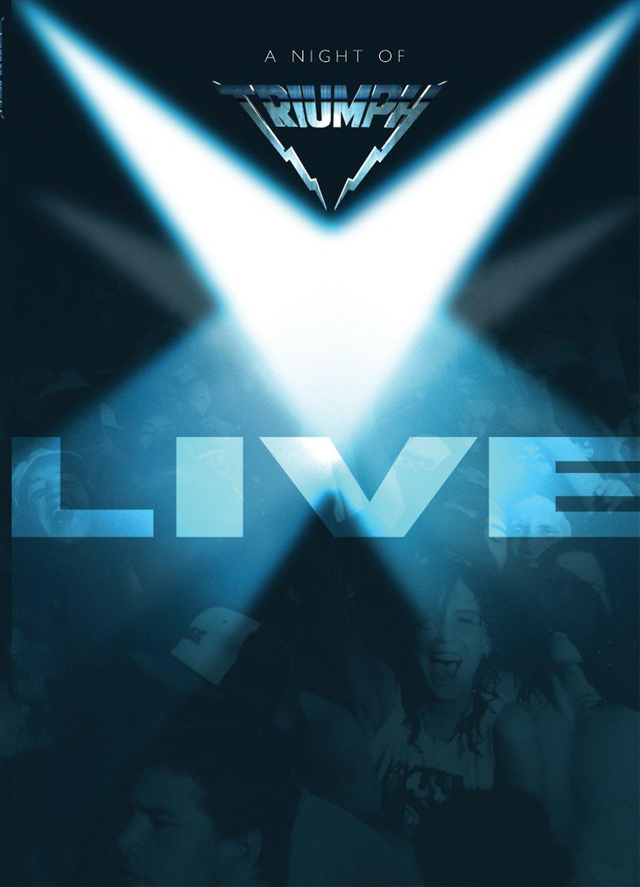 Triumph - A Night of Triumph: Live 1987 2250492 Pop Rock Arts & Entertainment