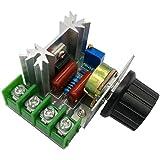 HiLetgo 2pcs 25A PWM AC di controllo della velocità del motore 2000W regolabile regolatore di tensione 50 - 220V