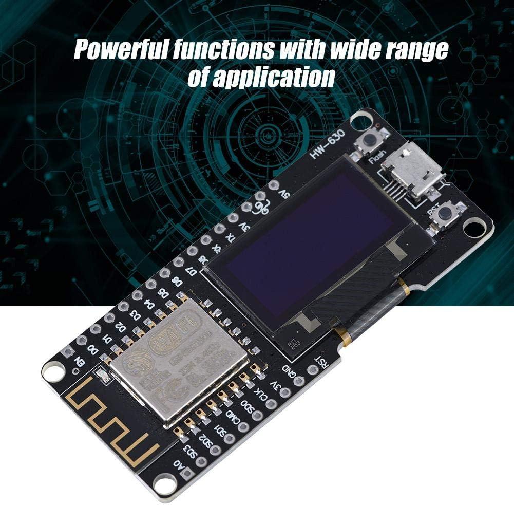 ESP8266 Develop Board with OLED OLED Display Module ESP8266 WiFi Bluetooth Development Board Taidda OLED Module