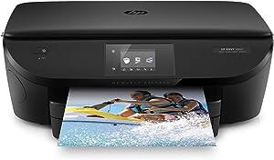 HP F8B04A Envy 5660 e-All-in-One Printer, Black (Renewed)