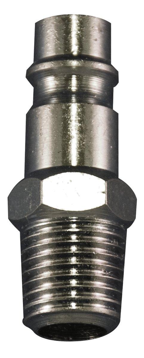 Milton V-Style Hi-Flo Steel Plug - 3/8in. MNPT, Model# S-762-1