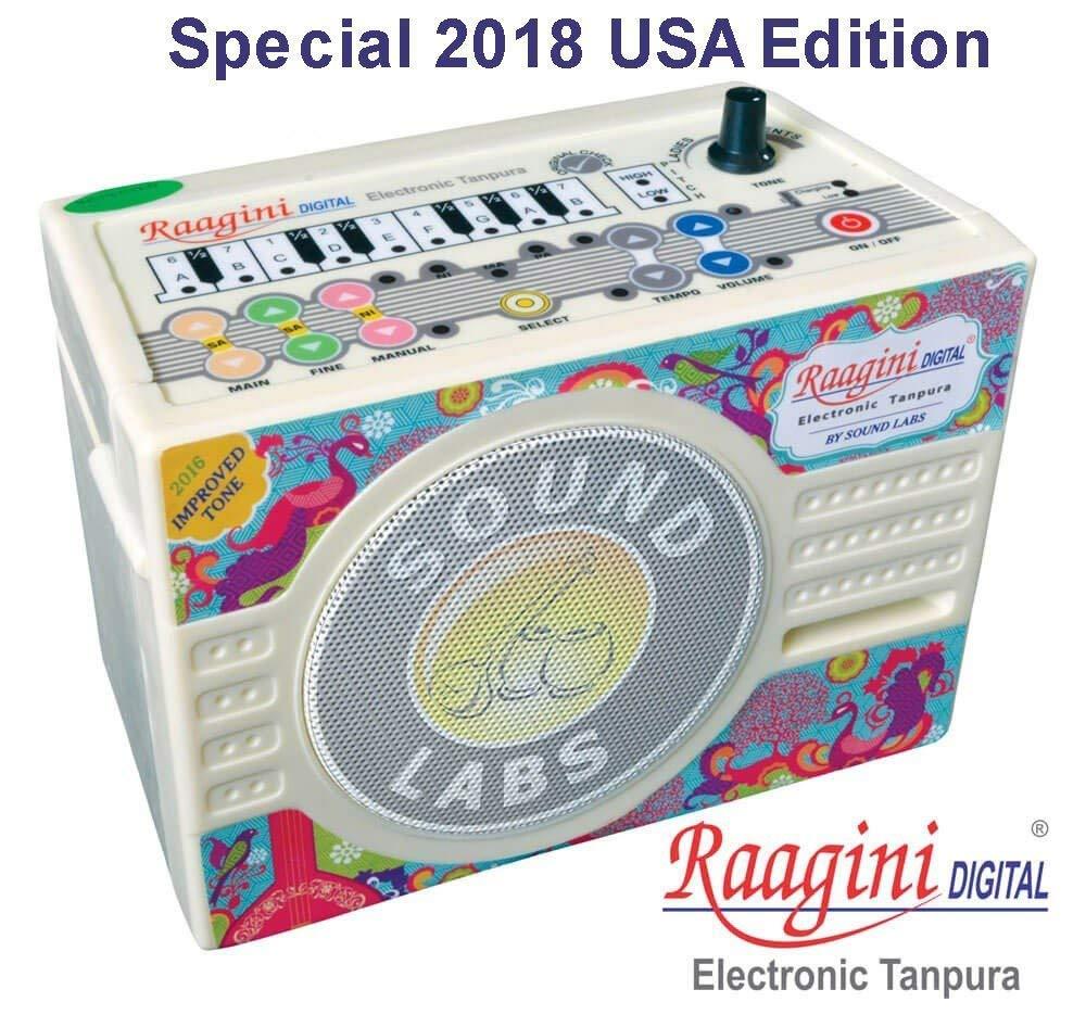 Ragini Sruthi Box - Digital Tambura by Ragini