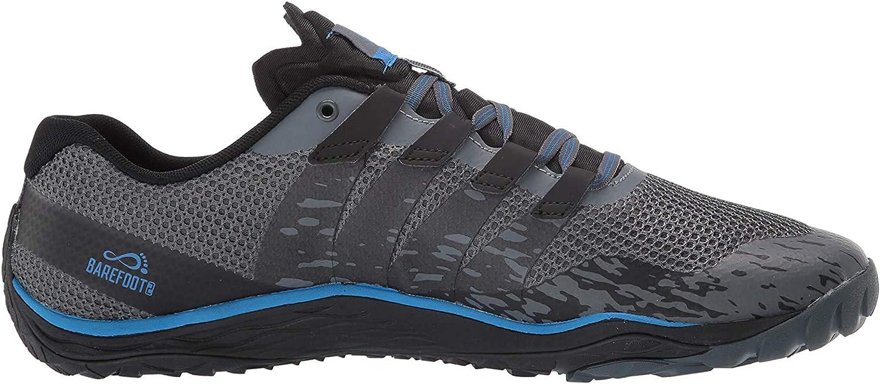 Merrell Trail Glove 5 – Zapatillas, Azul (Turbulence), 40 EU ...