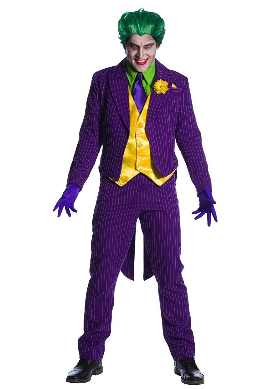 Men's Joker Costume Medium