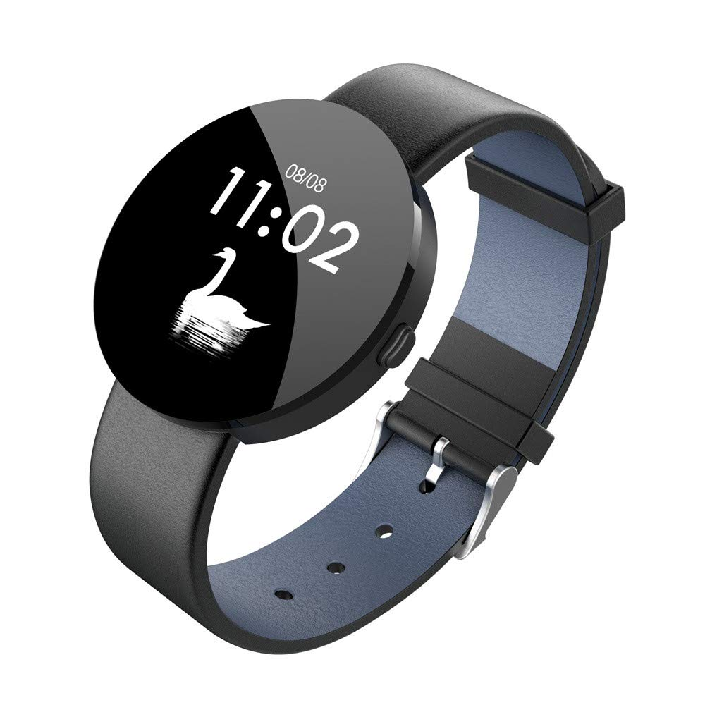 CZYCO Smart Watch Y11 Smart 1.3 Inch IPS Colour Display Heart Rate Monitor Fitness Sleep Tracker Watch(Black) by CZYCO Smart Wristband