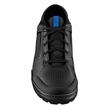 Shimano 2018 Hombres la gravedad GR700 Enduro/Trail Zapatillas de ciclismo para - negro - sh-gr7, 43, Negro: Amazon.es: Deportes y aire libre