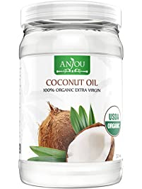 Naturally Refined Coconut Oil For Hair
