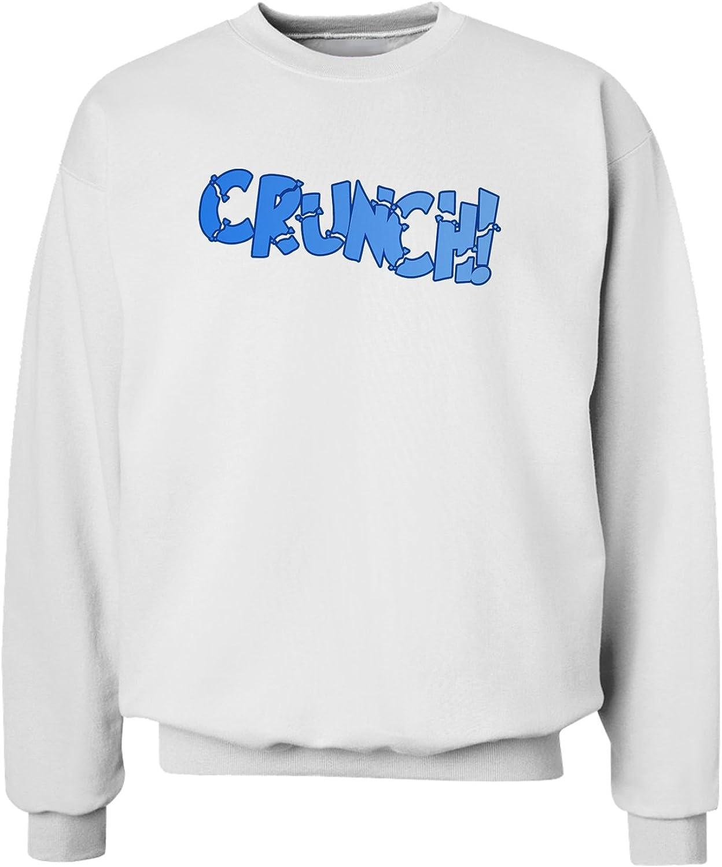 TooLoud Onomatopoeia Crunch Sweatshirt