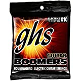 GHS Strings GBL Guitar Boomers, Nickel-Plated Electric Guitar Strings, Light (.010-.046) offers