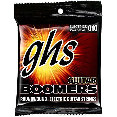 GHS Strings GBL Guitar Boomers, Nickel-Plated Electric Guita
