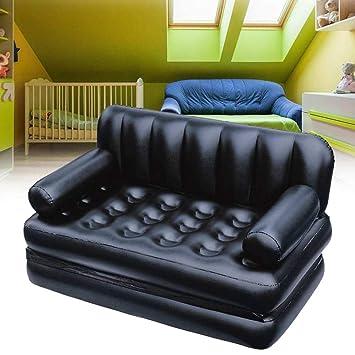 Muebles para el hogar Personalidad Sofá Inflable Sofá de ...