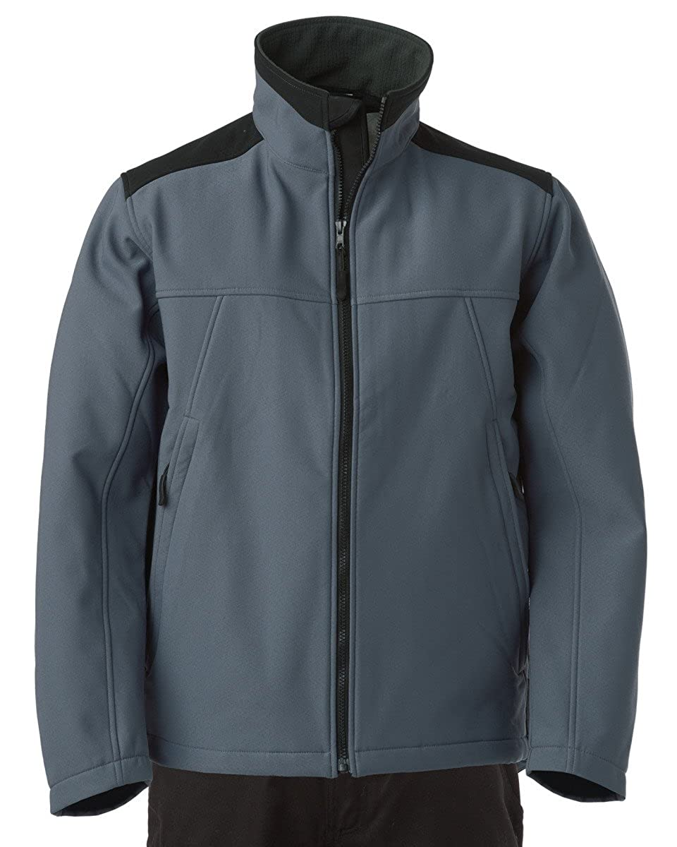 Russell Mens Softshell Bonded Water Resistant Jacket Coat Top 5 Colours 6 Sizes
