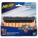 Nerf N-Strike Suction Darts, 36-Pack