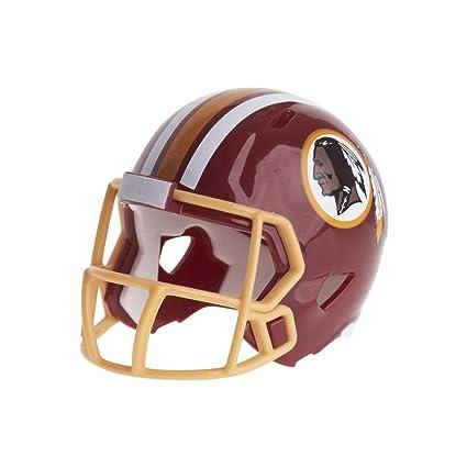 7650972f67c Image Unavailable. Image not available for. Color  Washington Redskins NFL  Riddell Speed Pocket PRO ...
