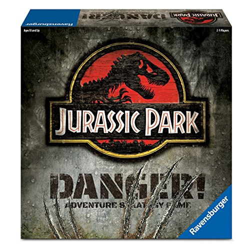 Ravensburger Jurassic Park Danger Board Game