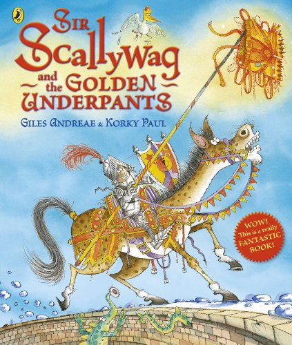Scallywag Golden Underpants Giles Andreae ebook product image