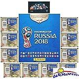 Amazon.com: 2018 Panini Russia FIFA World Cup Soccer Sticker ...