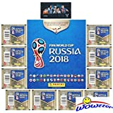 TRADING_CARDS_MISC_TRADING_CARDS  Amazon, модель 2018 Panini FIFA World Cup Russia AMAZING SPECIAL COLLECTORS PACKAGE with 80 Page Collectors Album,60 Brand New Stickers & Bonus LIONEL MESSI Pack! Collect Stickers of the Worlds Biggest Soccer Stars!, артикул B07CZMTCMV