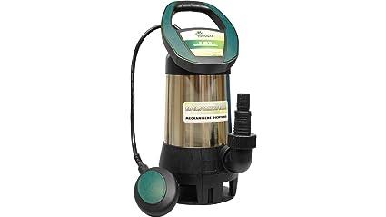 Mr. Gardener – Bomba sumergible para agua sucia SP 13000 inox