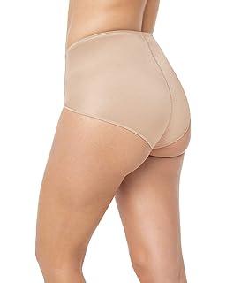 f8b3f1877e87a Leonisa Women's Invisible Tummy Control Classic Comfy Panty at ...