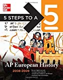 5 Steps to a 5: AP European History, Jeffrey Brautigam, 0071498087