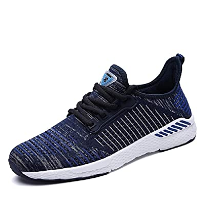 xuanyu Women Gym Shoes Lightweight Breathable Fashion Walking Sneakers Tennis Athletic Jogging Sport Fitness Golf Running Shoes | Road Running