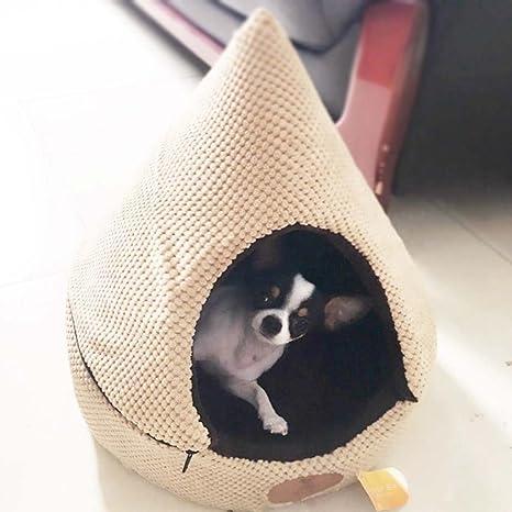 El Perro Cama, Peluche de Memoria de Espuma de Agua Densidad Perros Camas, facilita