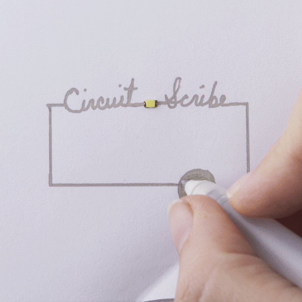 Circuit Scribe Basic Kit Beauty Board Pen Rollerball And Ink Nerd Gift