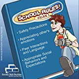 Social Skill Builder Special Needs Software 2 School Rule - Volume 2, Ages 8 to 18 Years