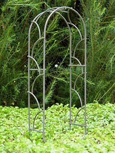 Miniature Dollhouse Fairy Garden Furniture ~ Rustic Iron Arch ~ New (Arch Garden Furniture Rustic)