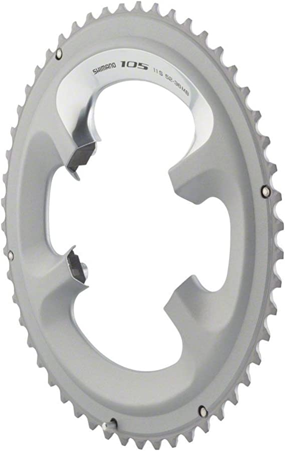 Shimano Dura-Ace R9100 39t 110mm 11-Speed Chainring for 39//53t