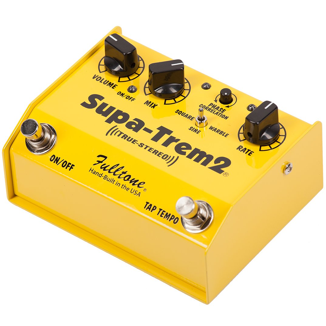 Top 13 Best Tremolo Pedal Reviews in 2020 7
