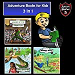 3 in 1 of the Best Adventures for Kids | Jeff Child