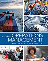 Operations Management, 13th Edition Front Cover