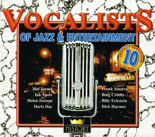 (Vocalist of Jazz & Entertainment / Various)
