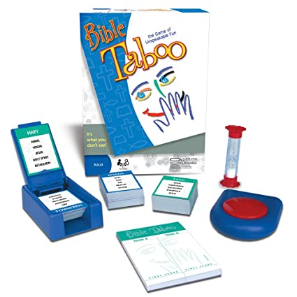 Buy Bible Taboo Online at Low Prices in India - Amazon in