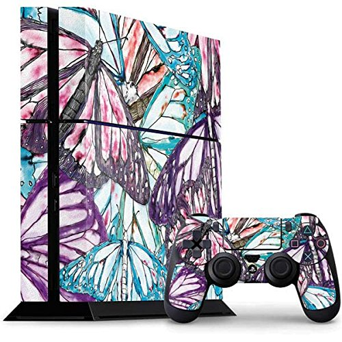 - Patterns PS4 Console and Controller Bundle Skin - California Monarch Collage   Skinit Patterns & Textures Skin