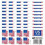 USPS US Flag 2018 Forever Stamps (Book of 200)