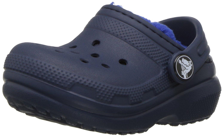 Crocs Classic Lined Clog, Sabots Mixte Enfant