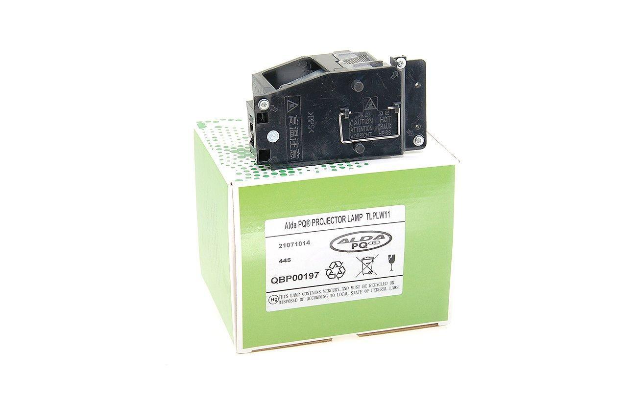 Premium Beamerlampen TLPLW11 L/ámpara de proyecci/ón con carcasa Toshiba TDP-X3000, TLP-WX2200U, TLP-X2000, TLP-X2000EDU, TLP-X3000A, TLP-X3000AU, TLP-X3000U, TLP-XC2000, TLP-XC2000U, TLP-XC2500AU, TLP-XC2500U, TLP-XD2000, TLP-XD2000U, TLP-X