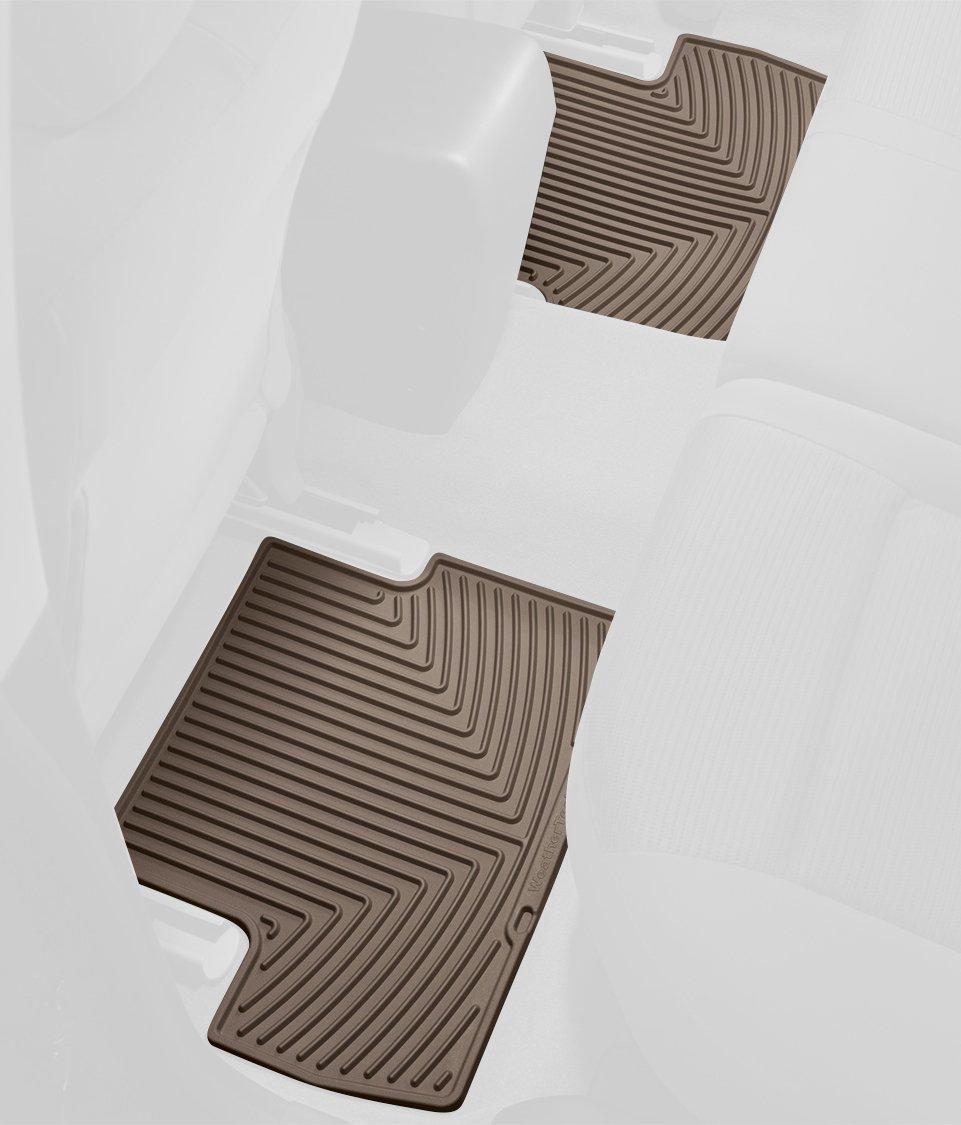 Floor Mat W304TN WeatherTech Rubber Tan Rear