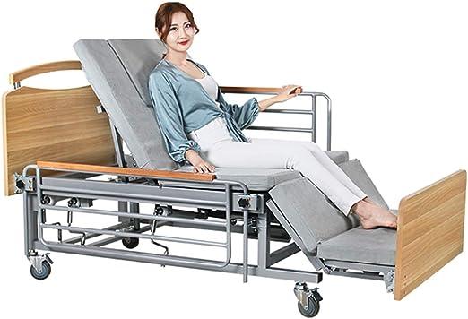 Amazon.com: Electric Intelligent Nursing Smart Bed, Home Care Beds ...