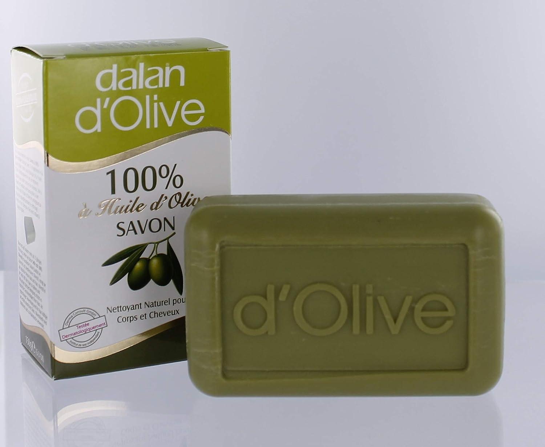 Dalan Seife mit Olivenöl, 150 g Dalan Seife mit Olivenöl ROC Orientkosmetik DFT003