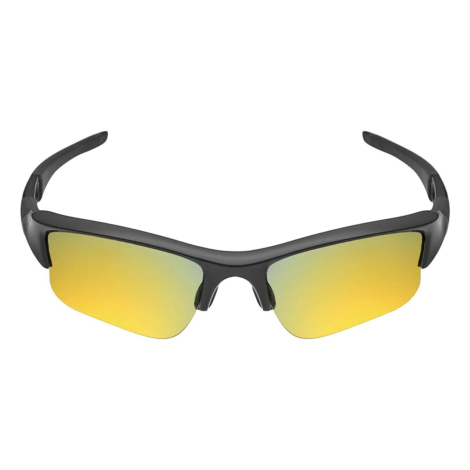 567aa1f8b0fa5 Mryok Replacement Lenses for Oakley Flak Jacket XLJ Sunglasses - Rich  Options  Amazon.ca  Clothing   Accessories